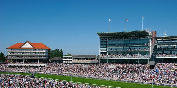 Knavesmire Grandstand, York Racecourse