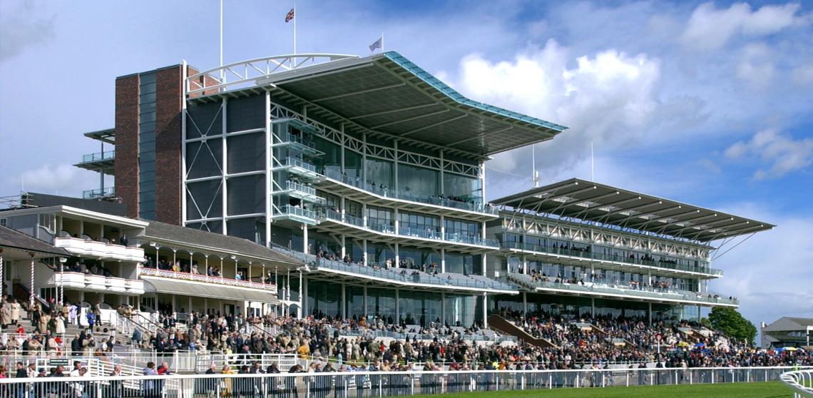 The Ebor Stand, York Racecourse