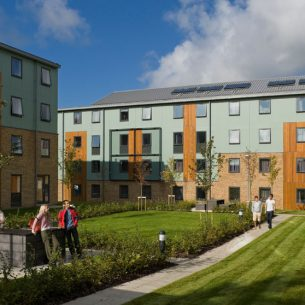 Lancaster University Student Housing