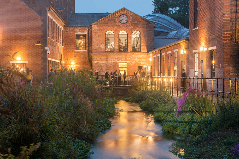 Laverstoke Mill Distillery