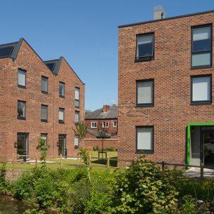 Denton Holme Student Residences, Carlisle