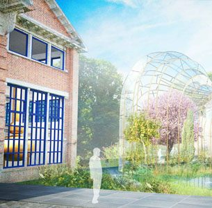 BOMBAY SAPPHIRE DISTILLERY ACHIEVES WORLD FIRST