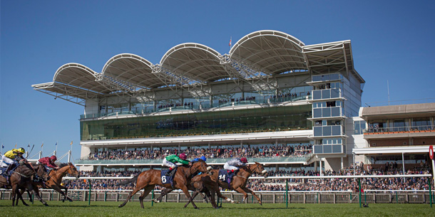 Rowley Mile Grandstand, Newmarket Racecourse