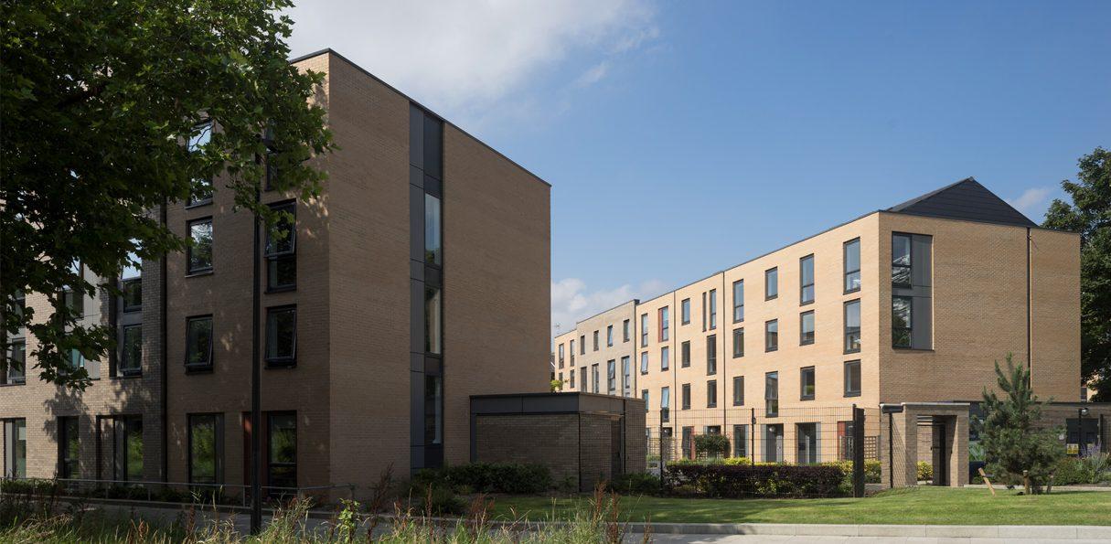 Birley Fields Student Residences, Manchester Metropolitan University