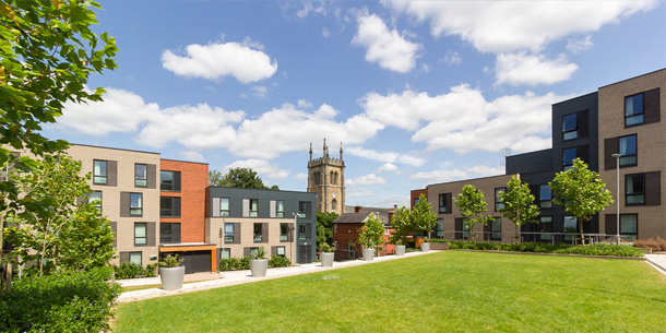 St Marks Student Residences, University of Leeds
