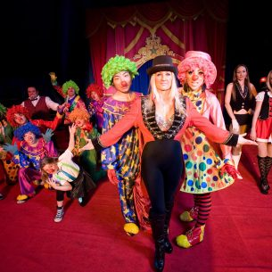 GWP ARCHITECTURE SUPPORTS CIRCUS STARR