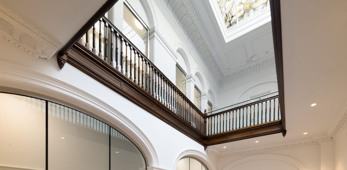 Platanes, King's College London