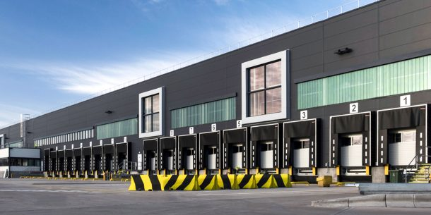 Lidl Regional Distribution Centre, Wednesbury