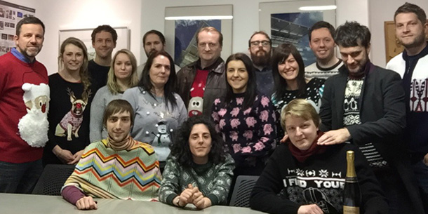GWP CHRISTMAS JUMPER DAY
