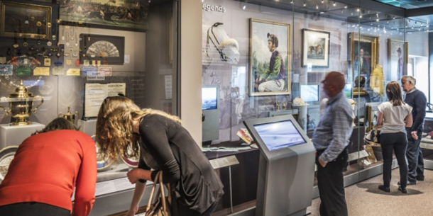 NATIONAL HERITAGE CENTRE FOR HORSE RACING AND SPORTING ART SHORTLISTED FOR MUSEUM OF THE YEAR PRIZE