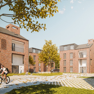 NEVILLE'S CROSS SCHEME STARTS ON SITE
