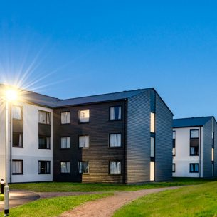 DGRI RESIDENCES, DUMFRIES
