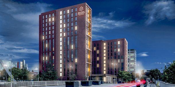 MMU – Birley Fields Phase II, Manchester