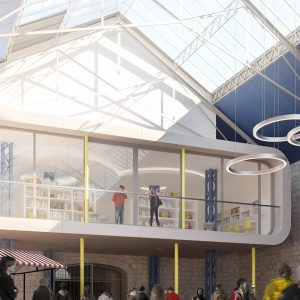 Abergavenny hub – New Library & Council Services