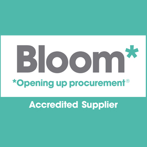 GWPA NOW A BLOOM ACCREDITED SUPPLIER